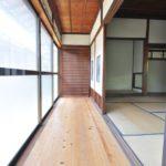 松崎町 廊下